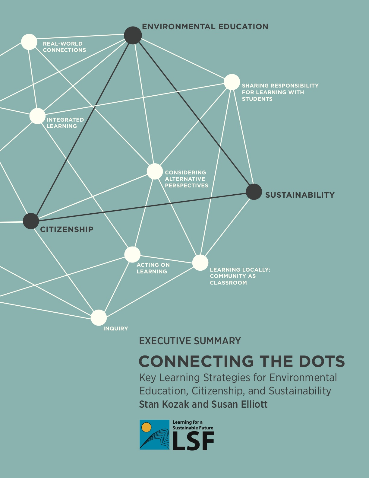 learning for a sustainable future connecting the dots